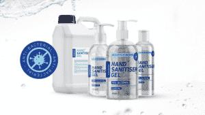 bulk hand sanitiser
