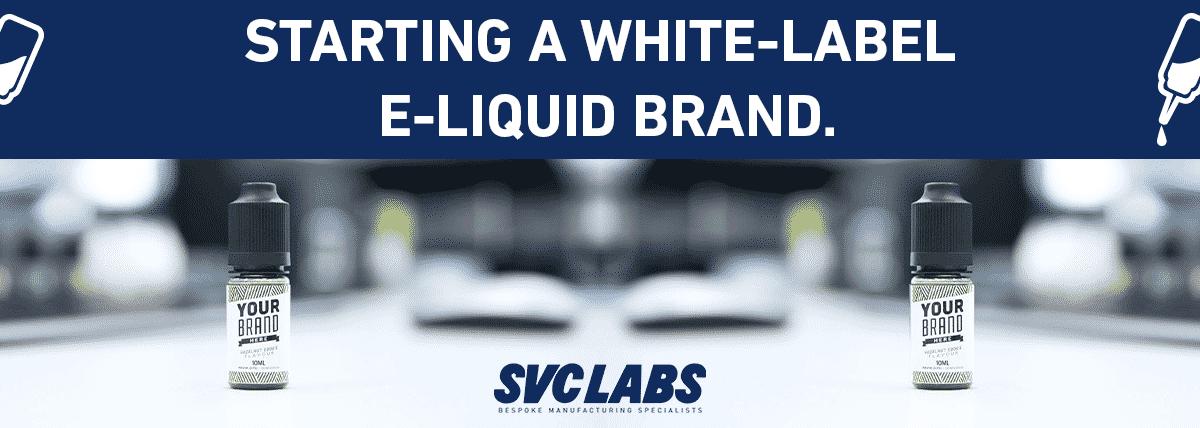 white label e liquid