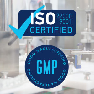 ISO and GMP