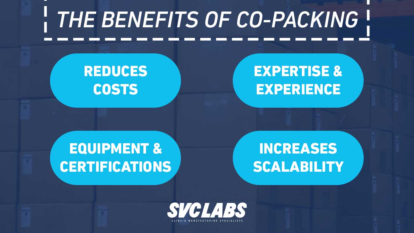 the benefits of co-packing