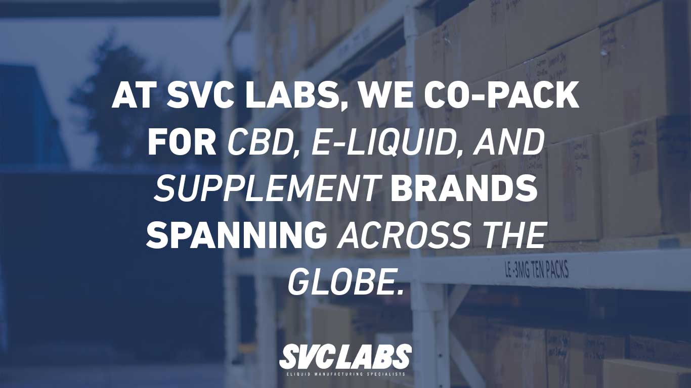 co-packing at svc labs