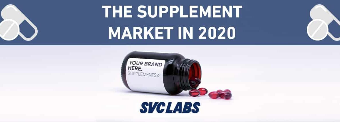 the supplement market in 2020