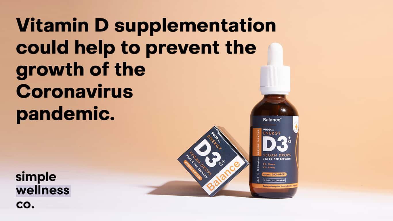 vitamin d for covid