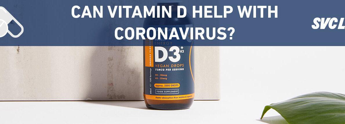 vitamin d for coronavirus